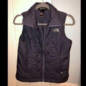 The North Face PXS purple vest